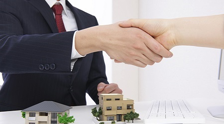 注文住宅契約