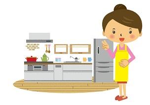 キッチン失敗談