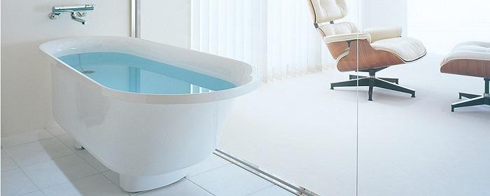 FRP浴槽、ラフィア