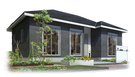1000万円注文住宅の家を建てる間取り事例