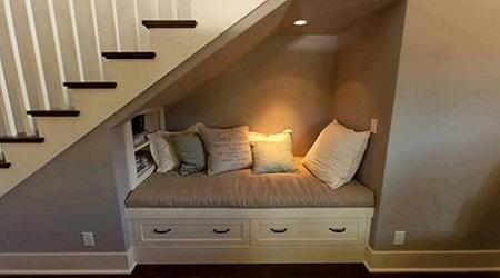 狭小住宅デッドスペース