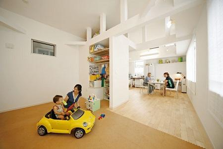 狭小住宅収納スペース