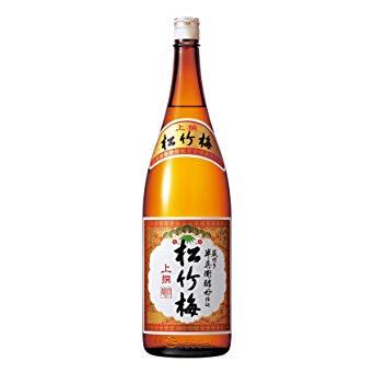 日本酒松竹梅