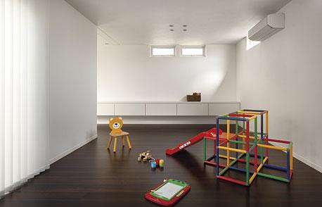 ミサワホームの平屋間取り子供部屋