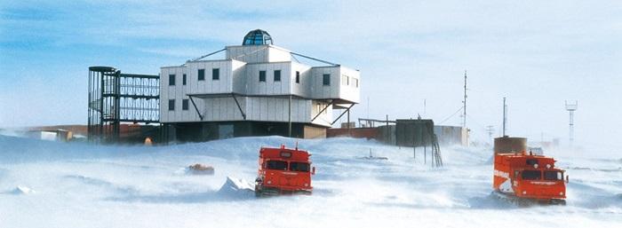 ミサワホーム南極への挑戦