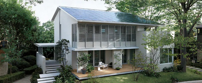 ミサワホームゼロエネルギーハウス