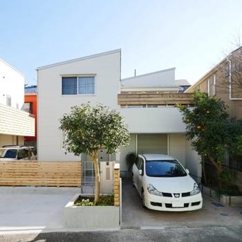 坪単価70万円二世帯住宅