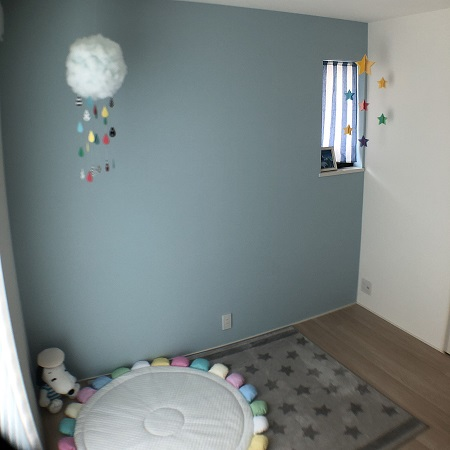 4.5畳男の子子供部屋