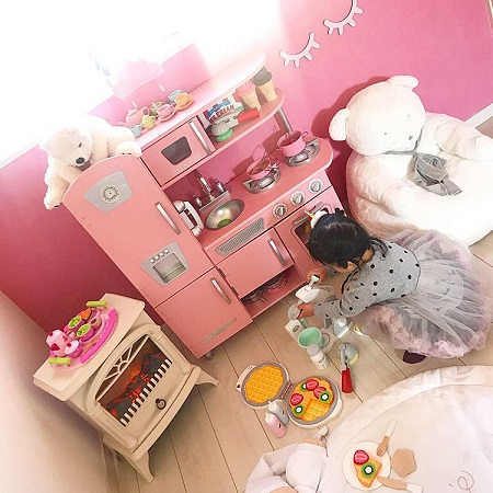 4畳子供部屋