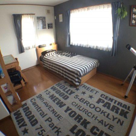 8畳の子供部屋