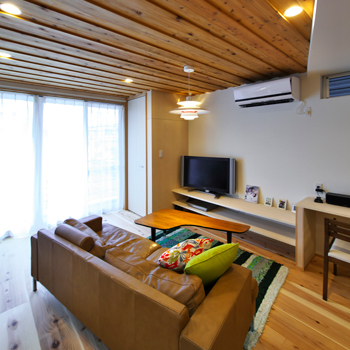 木造3階建て