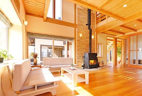 木の家モデルハウス