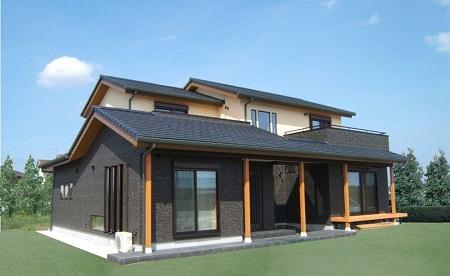 日本家屋和モダン