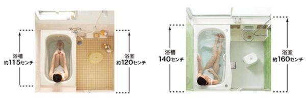 浴槽オプション
