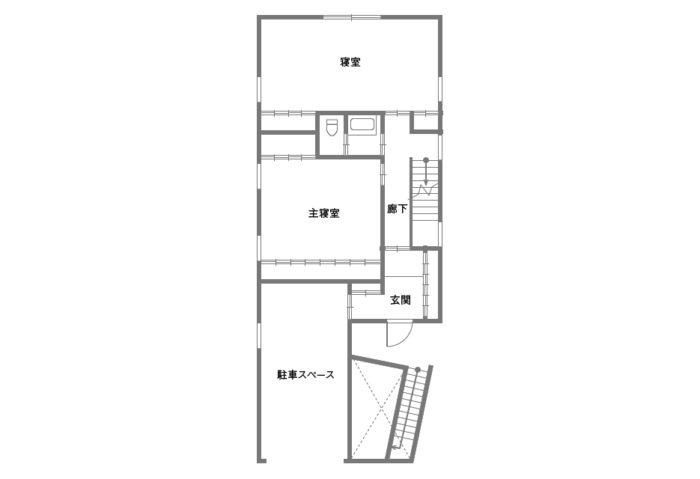 注文住宅予算5000万円間取り図