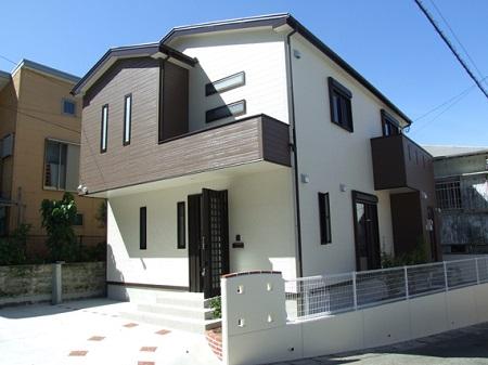 家建て替え35坪