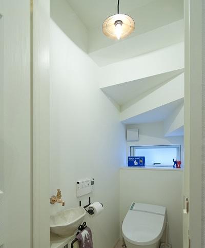 階段下トイレ家相