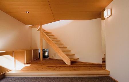 階段玄関家相