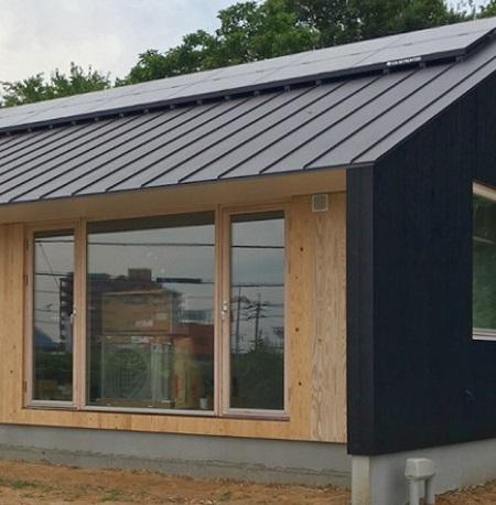 ゼロエネルギー住宅の平屋事例